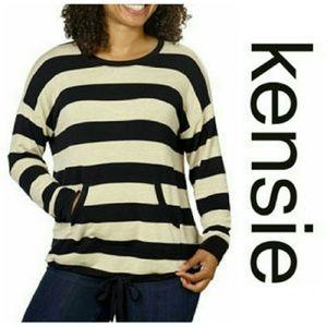 Kenzie striped Long sleeve